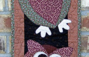 Quilt Pattern Design Skinnies:  What a Hoot!
